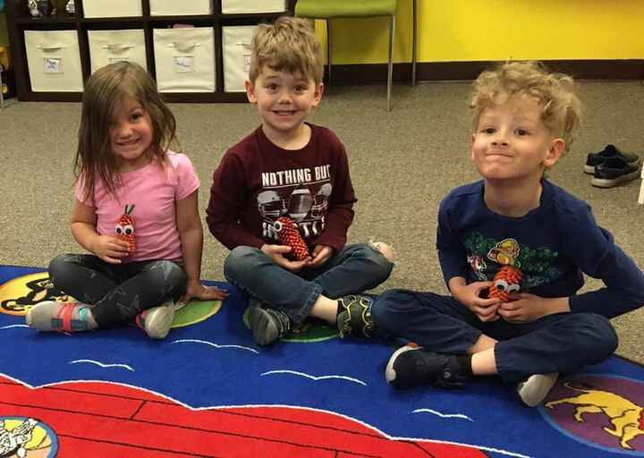 Photos from Covered in Love Preschool and Daycare's post
