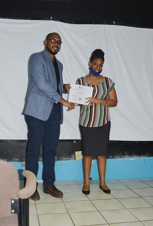 Photos from St. kitts Nevis Association of Persons with Disabilities's post