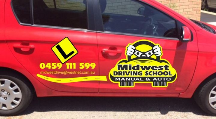 Midwest Driving School updated their address.