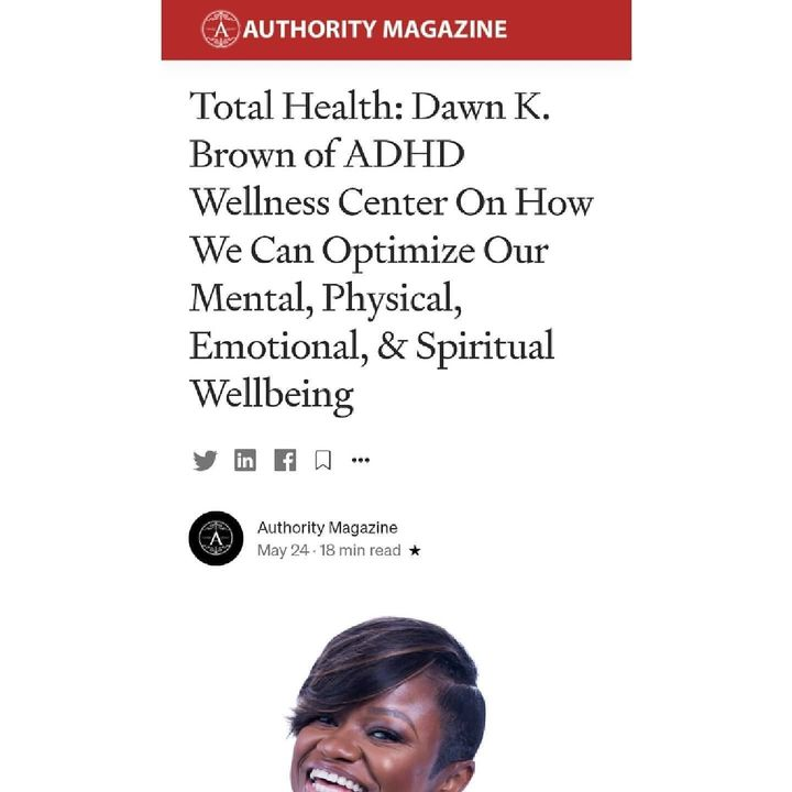 Photos from ADHD Wellness Center's post