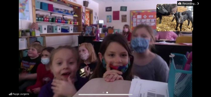 Photos from North Central Iowa Ag in the Classroom's post