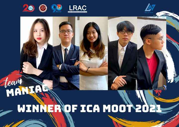 Photos from ICA Moot - International Commercial Arbitration Moot's post