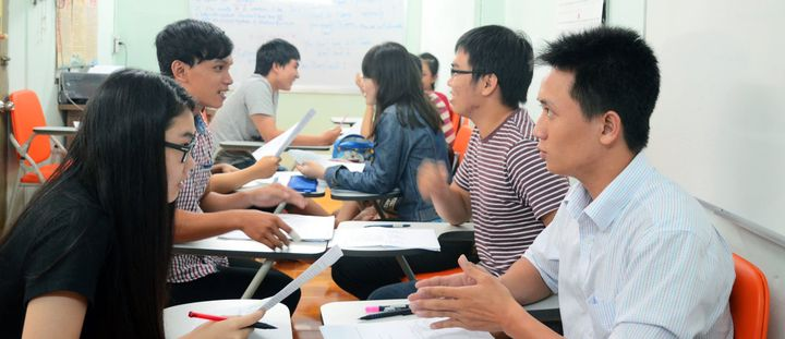 Photos from IELTS 24H's post