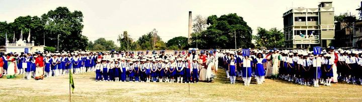Annul Sports day 2020