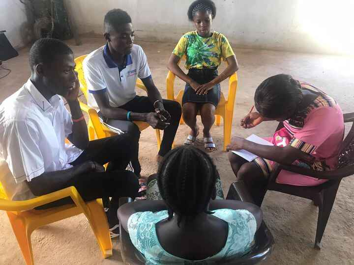 Photos from YouthQuake Africa Initiative's post