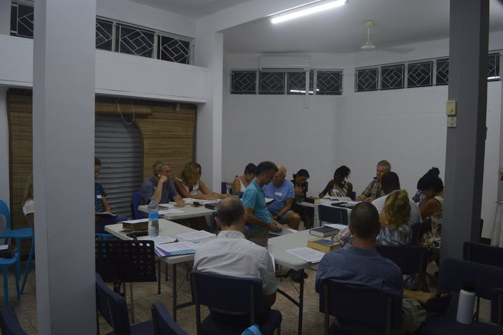 Photos from Mauritian Bible Training Institute's post