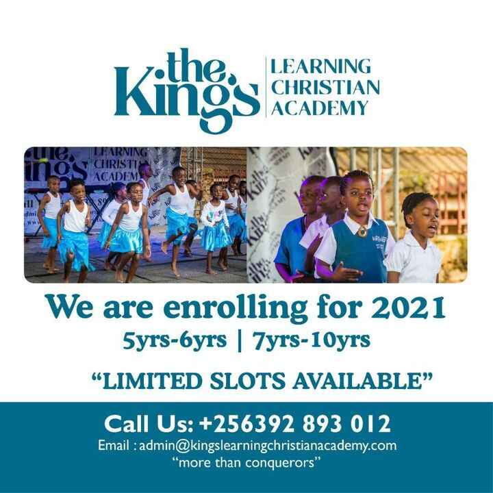 Photos from The King's Learning Christian Academy's post