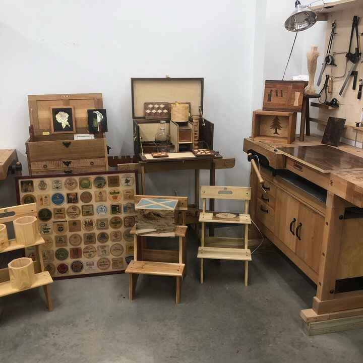 Photos from Charleston Woodworking School's post