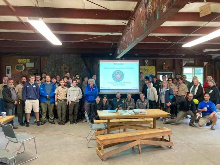 Photos from Mount Norris Scout Reservation's post