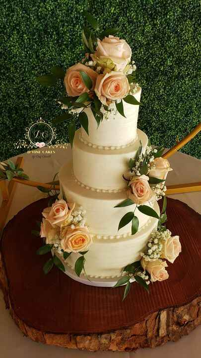Photos from D'vine Cakes by Chef Clavell's post
